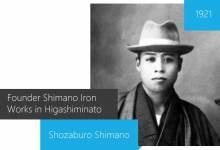 Lịch sử phát triển SHIMANO