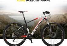 So sánh khung xe đạp thể thao carbon và nhôm