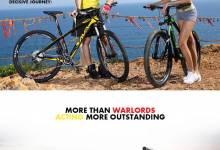 Xe đạp địa hình SAVA carbon power 780 trẻ trung, năng động