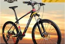 Xe đạp địa hình khung Carbon SAVA SM18