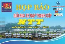 GIẢI ĐUA XE ĐẠP TRANH CUP NTT MỞ RỘNG LẦN THỨ I – 2017
