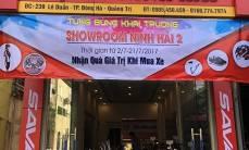 Tung-bung-khai-truong-Showroom-Xe-dap-the-thao-Sava-Ninh-Hai-tai-Quang-Tri