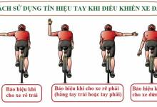 Những điều cần biết khi tham giao giao thông bằng xe đạp