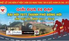 Giai-dua-xe-dap-Dai-hoi-TDTT-thanh-pho-Dong-Hoi-lan-VIII-nam-2017