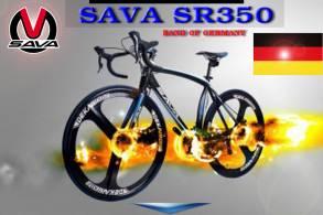SAVA Aluminum SR350 CLaris_16s