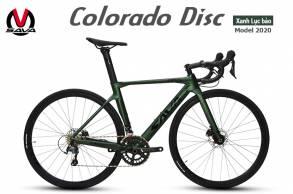 Xe đạp đua SAVA Carbon COLORADO Disc