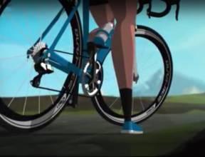 Đi xe đạp đúng cách và thường xuyên.
