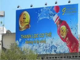 Làm biển quảng cáo
