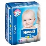 Huggies Dán Đại XL62 miếng