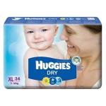 Huggies Dán XL34 miếng