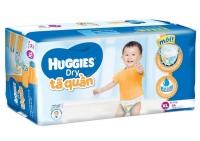 Huggies quần XL34 miếng