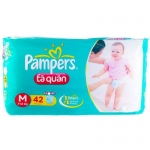 Pampers Quần M42 miếng T4