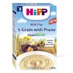 HiPP bột ăn dăm 250g Mận Tây