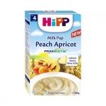 HiPP bột ăn dặm 250g Đào Mơ Tây