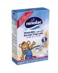 Ninolac bột ăn dặm 200g lúa mì sữa
