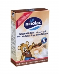 Ninolac bột ăn dặm 200g sữa trà là