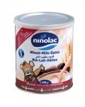 Ninolac bột ăn dặm 400g lúa mỳ sữa trà là