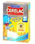 Nestle bột ăn dặm 200g lúa mì sữa