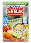 Nestle bột ăn dặm 200g khoai,carot