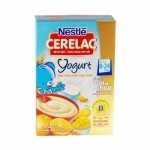Nestle bột ăn dặm 200g s.chua cam xoài