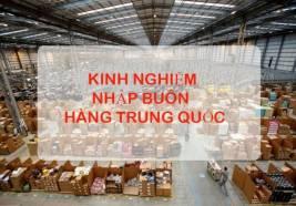 Cẩm nang nhập buôn giày dép từ Trung Quốc