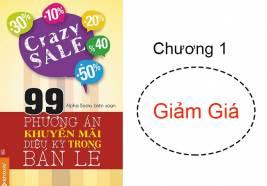 """99 chiêu khuyến mãi """"vi diệu"""" trong bán lẻ: Chương 1"""