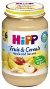 Dinh dưỡng đóng lọ ngũ cốc táo chuối Hipp (190g) - 4803