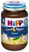 Dinh dưỡng đóng lọ Cháo sữa chúc ngủ ngon Chuối sữa Hipp (190g) - 5145