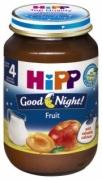 Dinh dưỡng đóng lọ Chúc ngủ ngon hoa quả Hipp (190g) - 5150