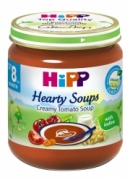 Dinh dưỡng đóng lọ súp kem, cà chua Hipp (200g) - 7930