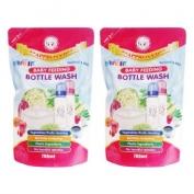Nước rửa bình sữa an toàn 700 ml (thay thế) Farlin - BF-200A