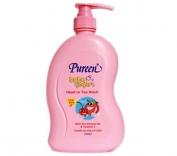 Tắm gội toàn thân (Sữa chua, đào, anh đào) 750 ml - PR27021