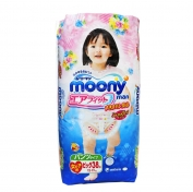 Bỉm Moony XL38 girl (12-17kg)