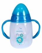 Bình uống nước có tay cầm màu xanh Bebe Confort
