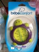 Nhiệt kế đo nước tắm hình rùa màu tím Bebe confort