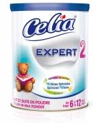 Sữa bột Celia Expert 2 cho 6-12M (400g)
