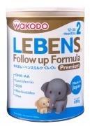 Sữa Wakodo LEBENS 2 - 850gr