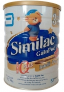 SIMILAC GAIN PLUS INTELLI - PRO IQ SỐ 3 - 900G