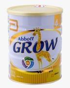 Sữa Abbott Grow 4 - 1,7 Kg