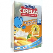 Bột ăn dặm Nestle Gà hầm cà rốt - 12178039