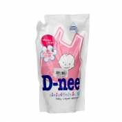 Dung dịch giặt xả quần áo gia đình D-nee Hồng 700ml