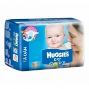 Tã dán Huggies Jumbo M42