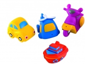 Đồ chơi bồn tắm phương tiện giao thông canpol babies