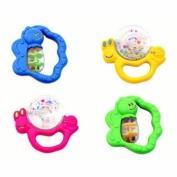 Xúc xắc đồ chơi hình ốc sên và con bướm canpol babies