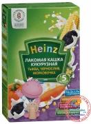Bột Heinz Nga vị sữa, bắp, bí đỏ, cà rốt, mận khô - 200g