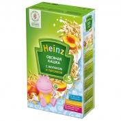 Heinz vị sữa, yến mạch, đào 5M -  250gr