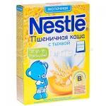 Bột ăn dặm Nestile (NGA) với sữa và bí đỏ 250g