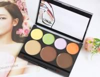 Bảng tạo khối + Che khuyết điểm City Color Contour and Correct Pro Cream Palette