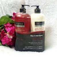 Set dầu gội + dầu xả TRESemmé Keratin Smooth Shampoo + Conditioner