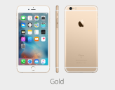 iPhone 6+ Gold 64G